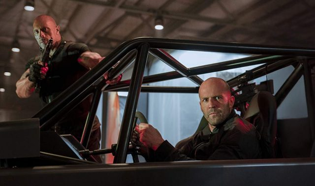 Hobbs & Shaw Clip Features an Epic Car Chase Sequence