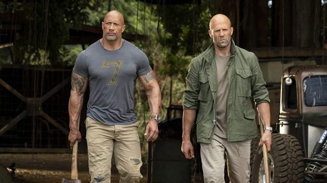 Watch the Making Hobbs & Shaw's Crazy Action Scenes in New Featurettes