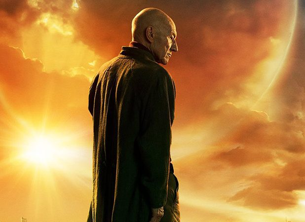 New Star Trek: Picard Photo: First Look at Admiral Picard's Uniform