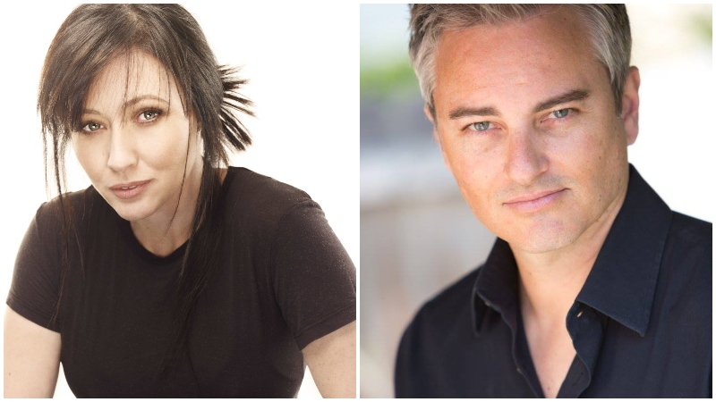Comic-Con: Riverdale Season 4 Adds Shannen Doherty, Kerr Smith to Cast