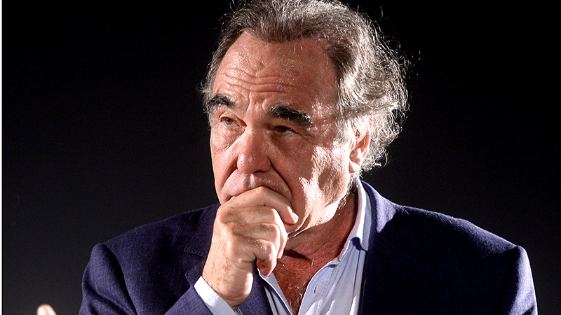 Filmmaker Oliver Stone Releasing Memoir in Fall 2020