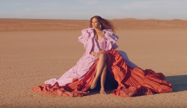 The Lion King: Beyoncé Releases Music Video for Spirit Track