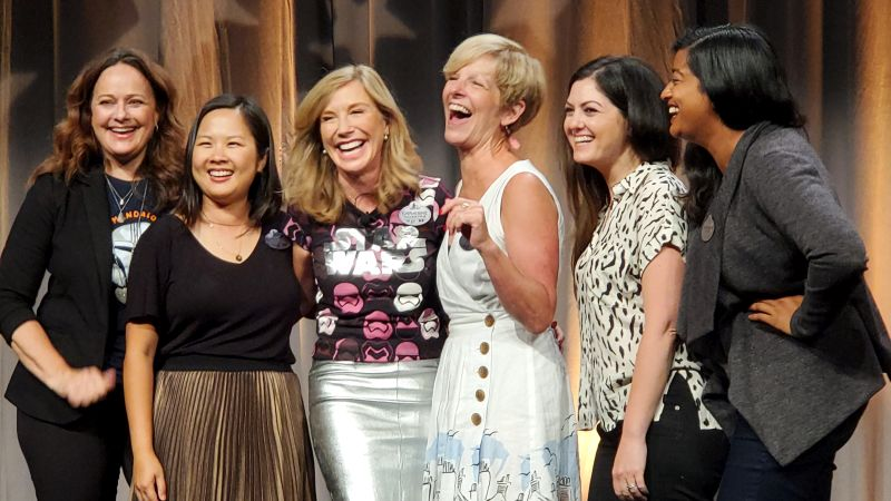 D23 Expo 2019: Inspiring Women Behind Star Wars Galaxy's Edge