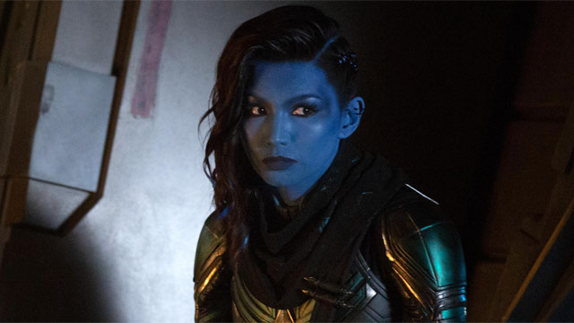 'Captain Marvel' Star Gemma Chan In Talks For 'The Eternals'