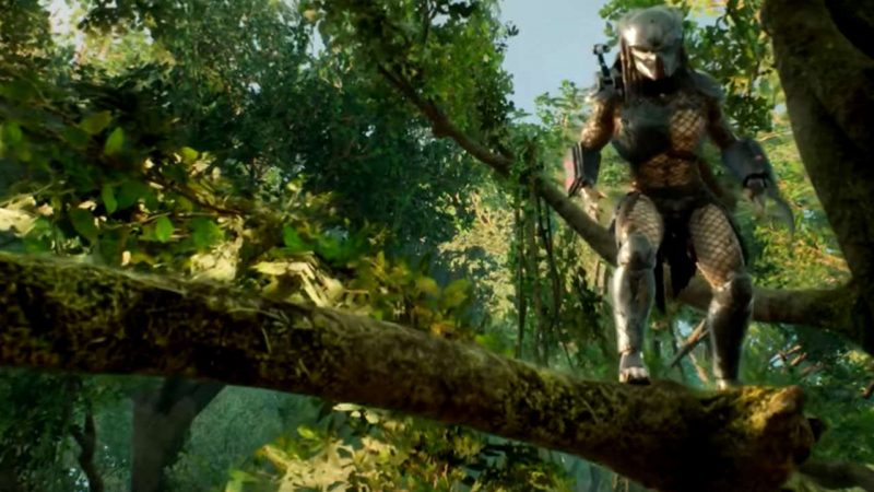 Predator: Hunting Grounds Trailer