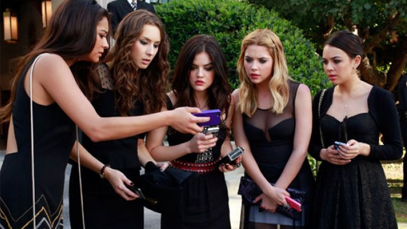 Pretty Little Liars getting Asian remake