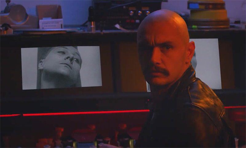 Zeroville Trailer Puts James Franco in 1969 Hollywood