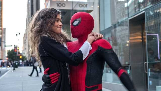 Spider-Man Far From Home becomes Sony's highest grossing film