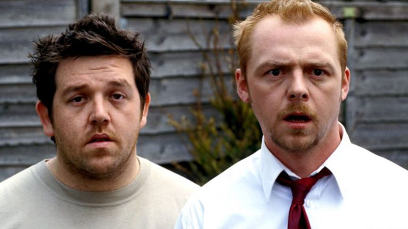 Amazon Acquires Simon Pegg/Nick Frost Series Truth Seekers