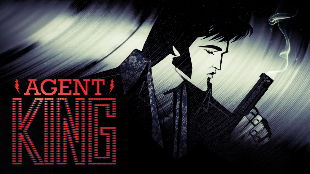 Netflix Developing Animated Elvis Super Spy Series
