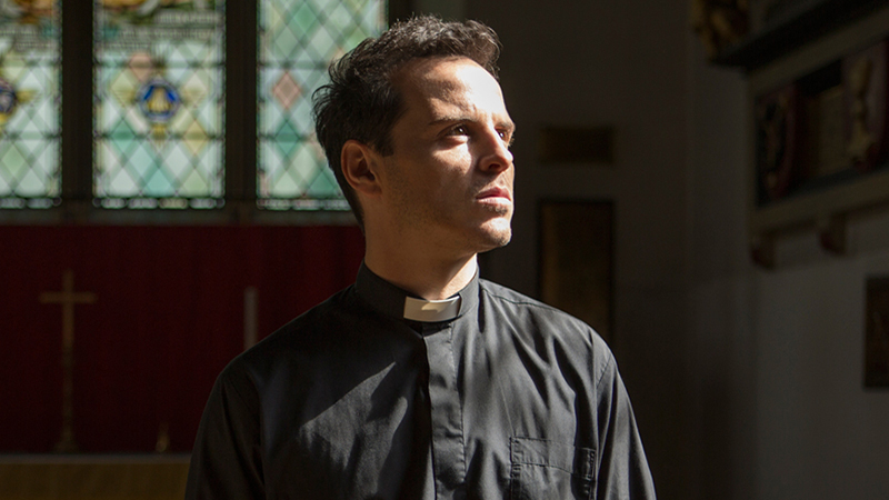 Andrew Scott to Play Jopari in HBO and BBC's His Dark Materials Adaptation