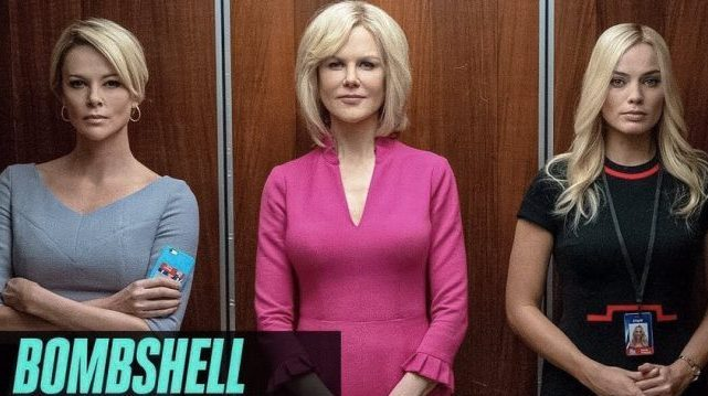 Charlize Theron Becomes Megyn Kelly in the Bombshell Trailer