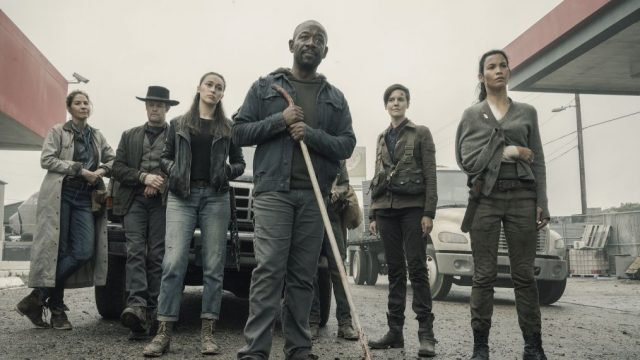 Production Begins on Fear the Walking Dead Season 6