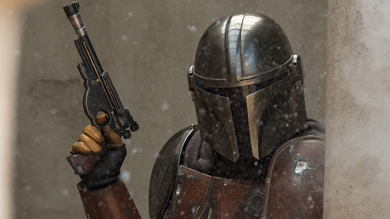 Jon Favreau Teases a 'Darker, Freakier Side of Star Wars' in The Mandalorian