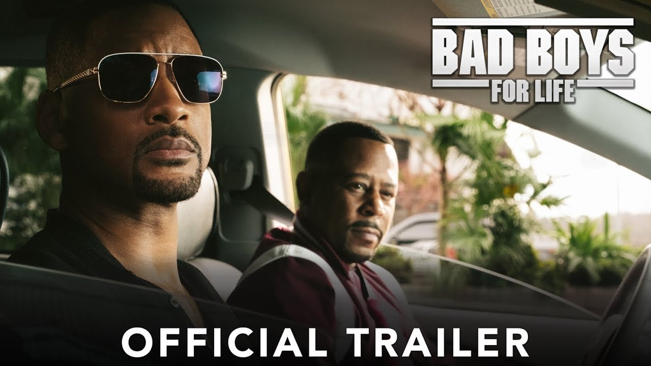 Will Smith & Martin Lawrence are BACK in 'Bad Boys For Life' trailer