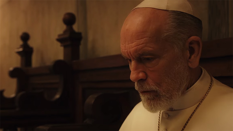 The New Pope: HBO Releases Trailer for Jude Law Series