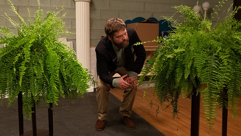Netflix Unveils First-Look Photos at Between Two Ferns: The Movie