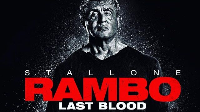 New Poster for Rambo: Last Blood Flexes Its Muscles
