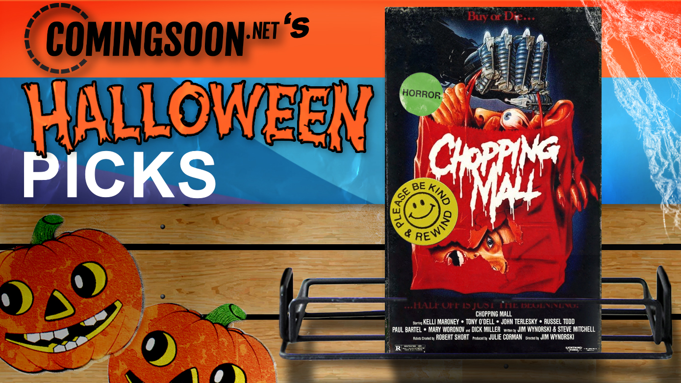 October Horror Movie Recommendation: Chopping Mall