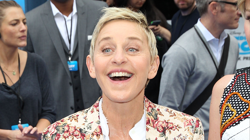 Ellen DeGeneres Teaming with HBO Max For Four New Series