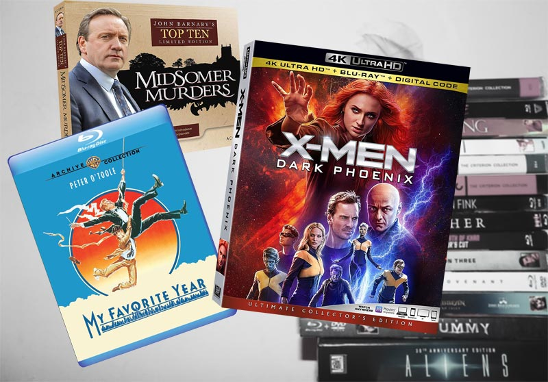 September 17 Blu-ray, Digital and DVD Releases