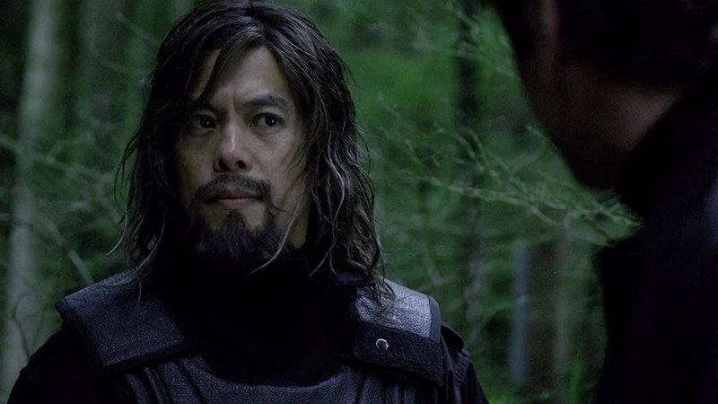 Byron Mann Returning For Arrow Final Season