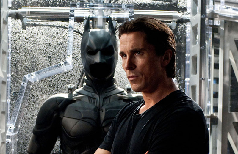 Christian Bale Gives Robert Pattinson His Batman Advice