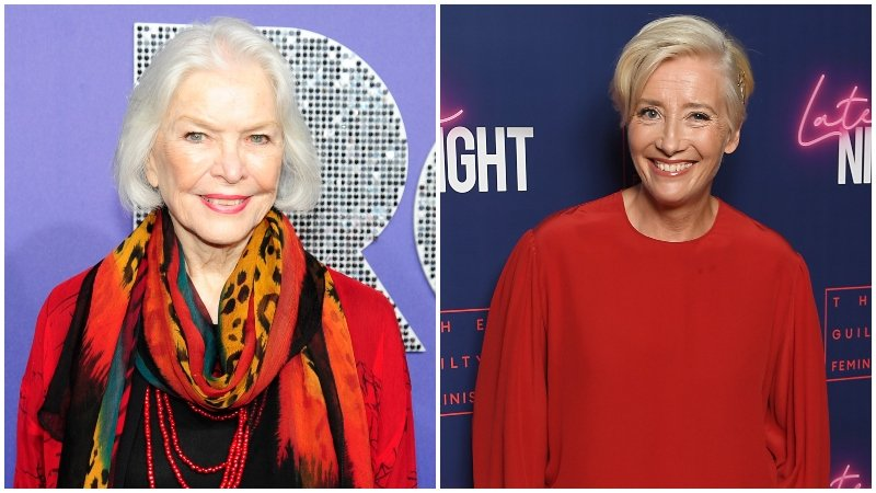 Ellen Burstyn and Emma Thompson Join Peter Pan Film The Lost Girls