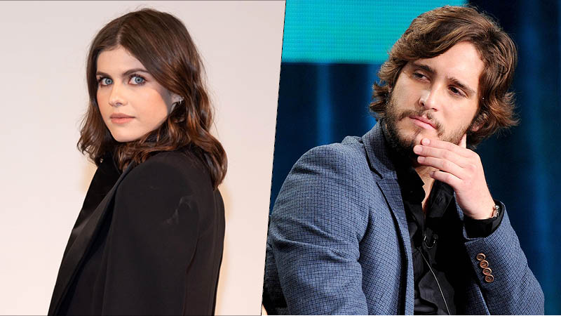Alexandra Daddario & Diego Boneta To Die in a Gunfight
