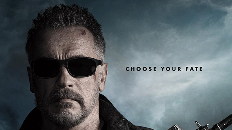 Choose Your Fate with International Terminator: Dark Fate Character Posters