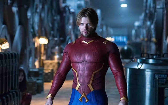 Titans Episode 2.04 Promo Photos Feature Drew Van Acker's Aqualad