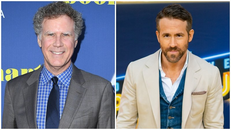 Ryan Reynolds and Will Ferrell to star in a Christmas movie together