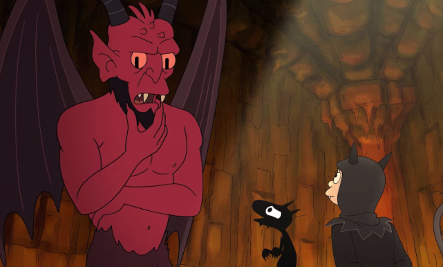 Princess Bean Goes to Hell in Disenchantment Part Two Trailer