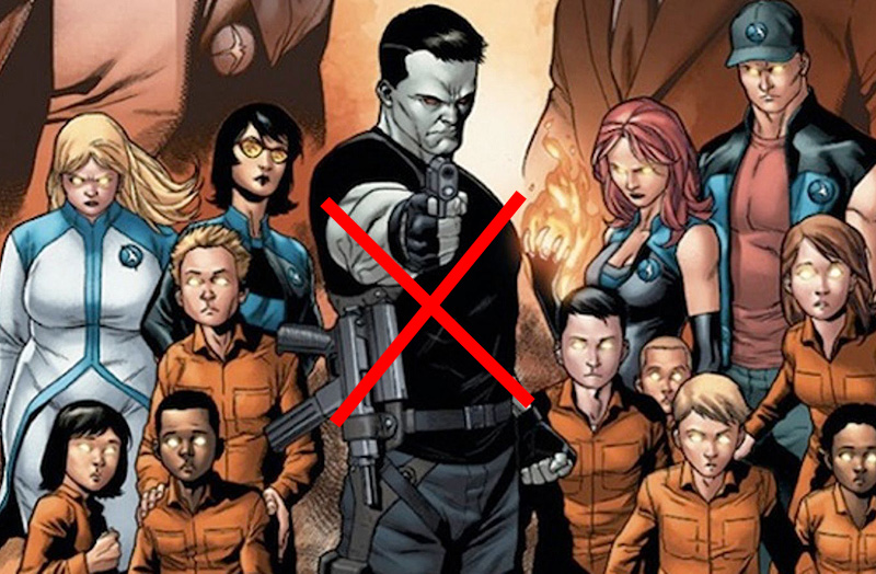 Harbinger Movie Heads to Paramount, Squashing Sony's Valiant Universe