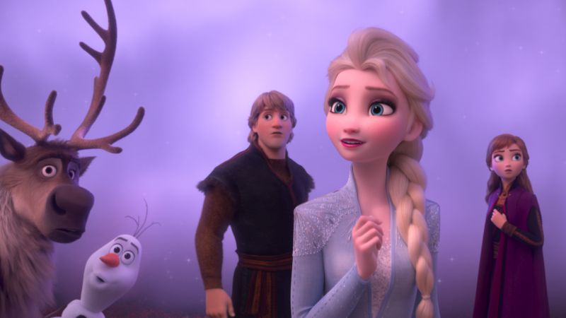 The New Frozen 2 Trailer is Here!
