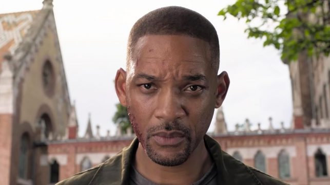 Will Smith Gets Attack By His Clone In Gemini Man Clip