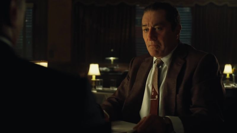 The Irishman Trailer Brings Together De Niro, Pacino, and Pesci
