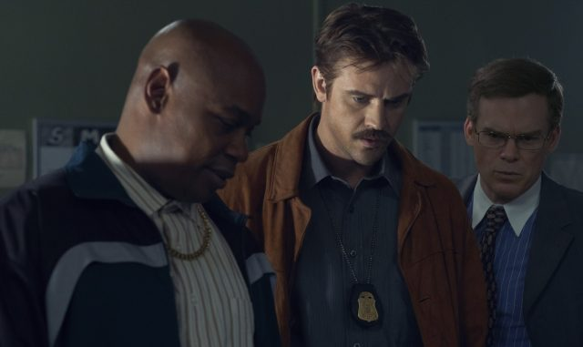 In the Shadow of the Moon Trailer Starring Boyd Holbrook & Michael C. Hall