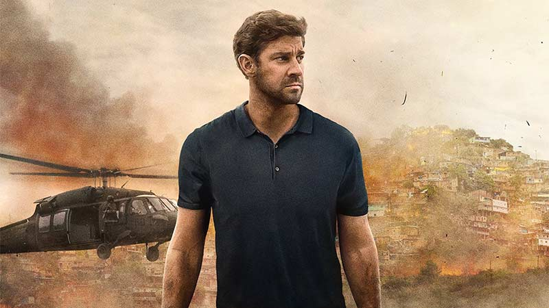 New Jack Ryan Season 2 Poster Released by John Krasinski