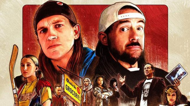 Jay and Silent Bob Take The High Road in New Reboot Poster