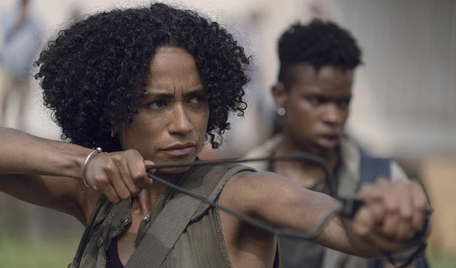 Lauren Ridloff, Ryan Hurst & More Promoted to Walking Dead Series Regulars