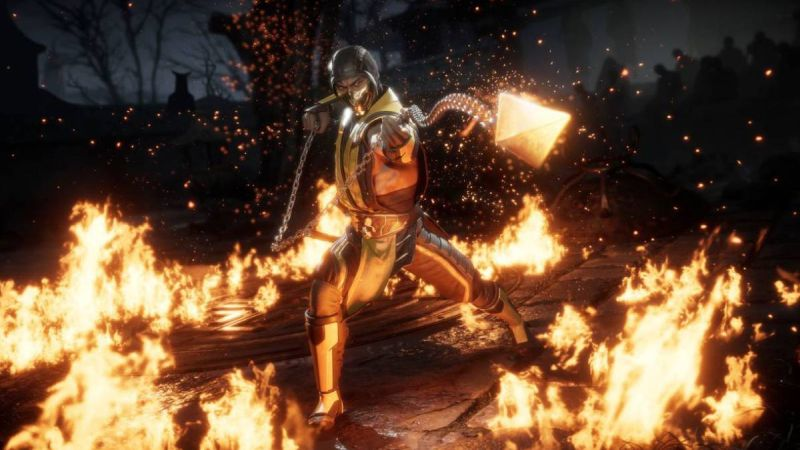Production Begins on New Mortal Kombat Movie