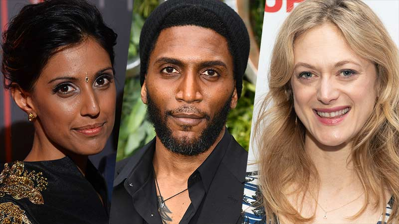 Rita Arya, Yusuf Gatewood & Marin Ireland Join Umbrella Academy Season 2