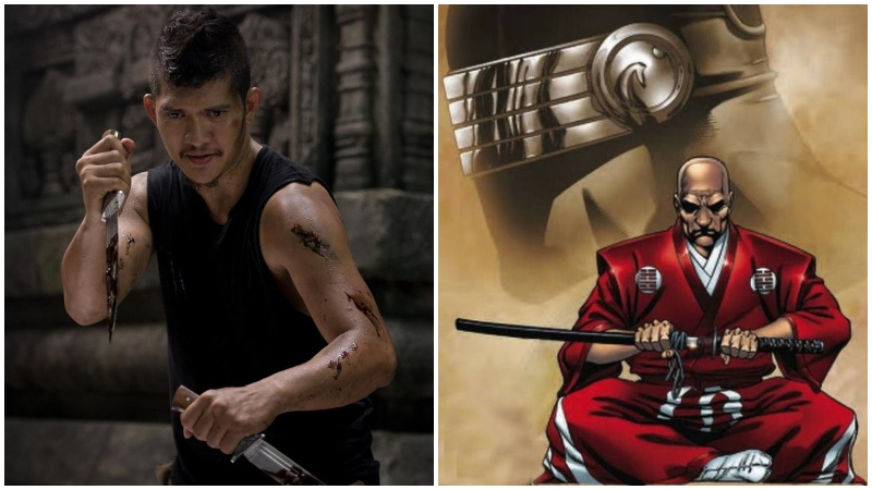 Snake Eyes Adds The Raid Star Iko Uwais
