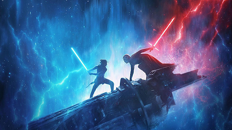 Empire Magazine Debuts Exclusive Star Wars: The Rise of Skywalker Covers