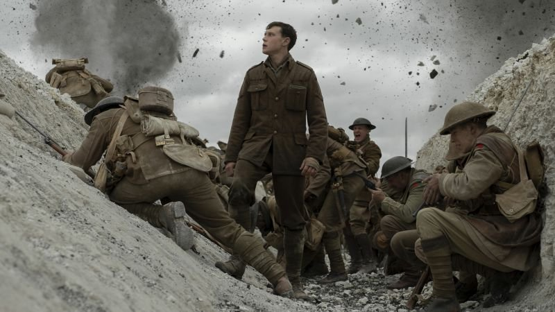 1917 movie release date