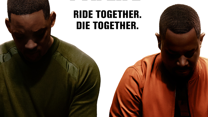 Ride Together, Die Together in Bad Boys For Life Poster