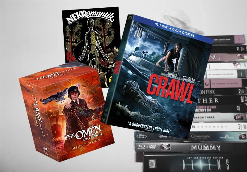 October 15 Blu-ray, Digital and DVD Releases