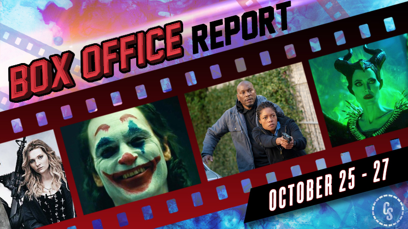 Joker Claws His Way Back to the Top of the Box Office