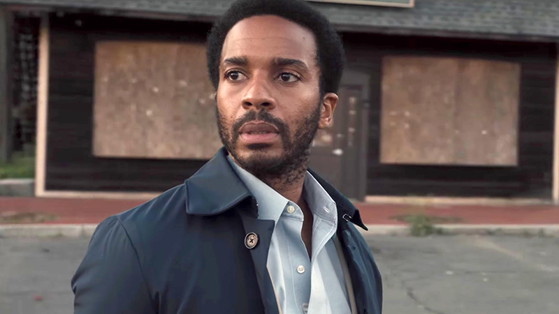 Rebecca Hall's Passing Adds Castle Rock's Andre Holland